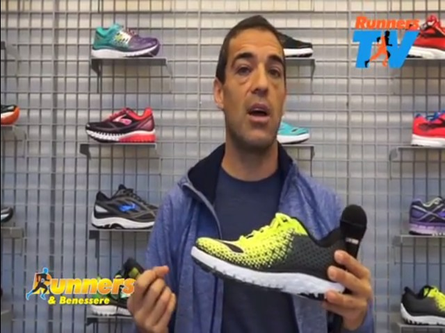 Presentiamo la Brooks Pure Flow 5