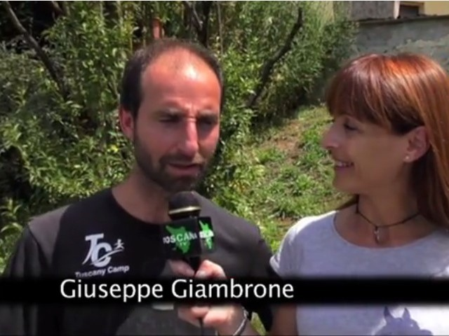 "Tuscany Camp ""Road to Rio 2016"" - Intervista a Giuseppe Giambrone"
